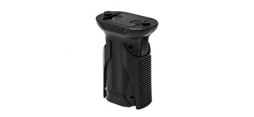 VISM KeyMod Quick Release Vertical Grip - Black?>