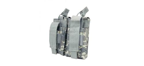 AR Double Mag Pouch - Digital Camo?>