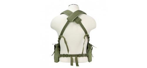 Ultimate Chest Rig in Green?>