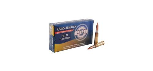7.62x54R 182gr FMJBT MATCH - Box of 20?>