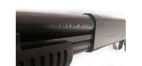 "Grizzly 12ga 8.5"" Shotgun w/Bead Sight Black?>"