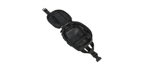 Small Molle EMT Pouch - Black?>