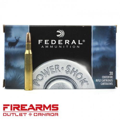 Federal Power-Shok - .270 Win., 150gr., SP, Box of 20 [270B]?>