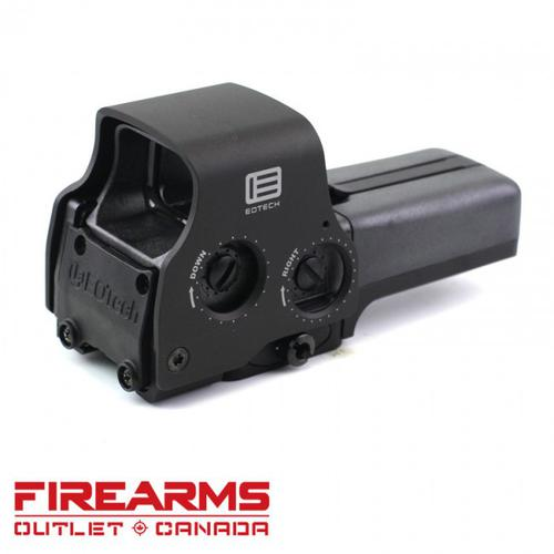 EOTech 518 Holographic Sight - 65 MOA Circle, 1 MOA Dot, QD Mount?>