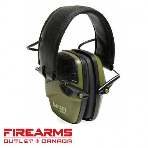 Howard Leight Impact Sport - Electronic Ear Muffs?>