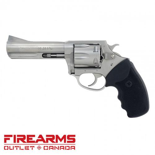 "Charter Arms Police Bulldog - .38 Special, 6-Shot, 4.2"", Stainless [CHAG73860]?>"
