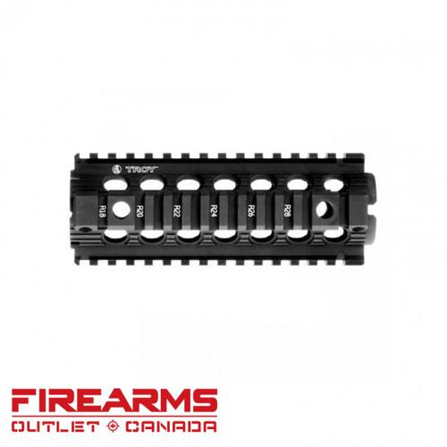 "Troy Drop-In BattleRail - 7"", Carbine Length, Black [SRAI-MRF-D7BT-00]?>"