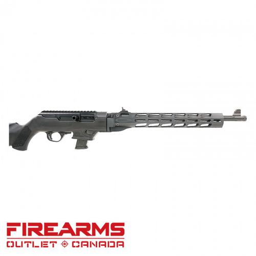 "Ruger PC9 Carbine w/ M-LOK Rail, Fixed  - 9mm, 18.6"" [19118]?>"