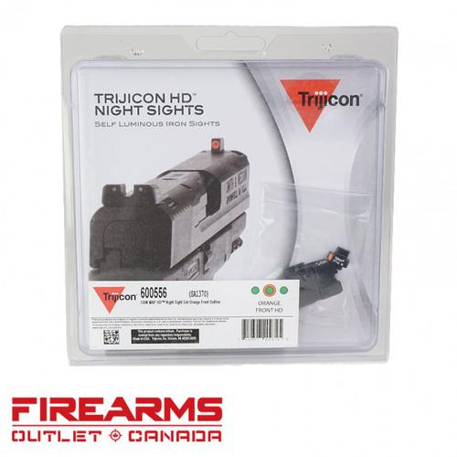 Trijicon HD Night Sight Set - S&W, Orange Front [SA137O]?>