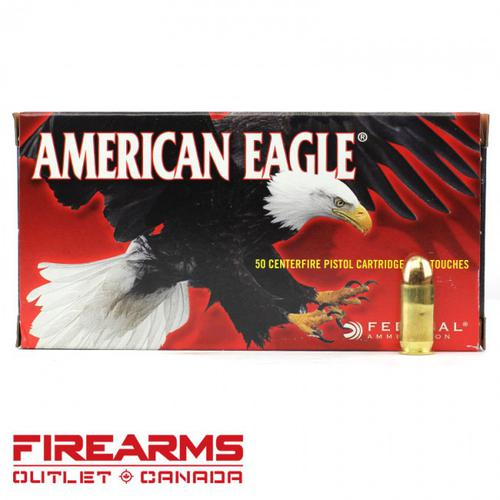 Federal American Eagle - .45 ACP, 230gr, FMJ, Box of 50?>