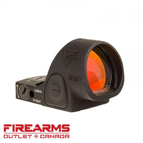 Trijicon SRO Red Dot - 2.5 MOA, Sight ADJ. LED [SRO-C-2500002]?>