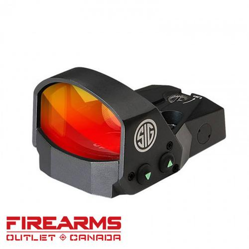 Sig Optics ROMEO1 Red Dot - 3 MOA [SOR11000]?>