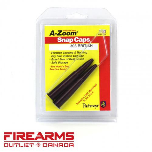 A-Zoom Snap Caps - 303 British., 2pk [12226]?>