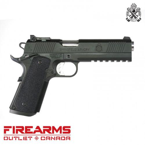 "Springfield 1911 TRP Operator w/Full Length Rail - .45 ACP, 5"" [PC9105LCA18]?>"