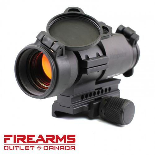 Aimpoint PRO (Patrol Rifle Optic) - 2 MOA, QRP2 Mount [12841]?>