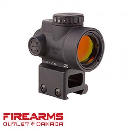 Trijicon MRO Red Dot - 2 MOA, 1/3rd Co-Witness Mount?>