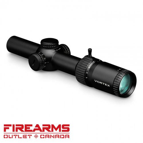 Vortex Strike Eagle 1-6x24 - SFP, 30mm, AR-BDC3 Reticle [SE-1624-2]?>