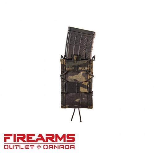 High Speed Gear (HSGI) - Rifle TACO Belt Mount, Black MultiCam [13TA00MB]?>