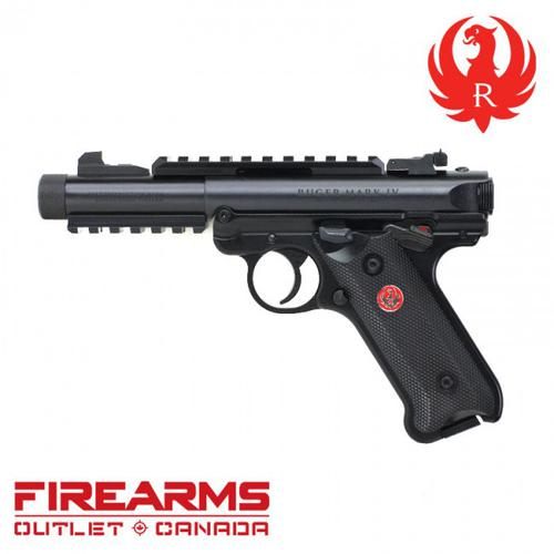 "Ruger Mark IV Tactical - .22LR, 6"" [40150]?>"