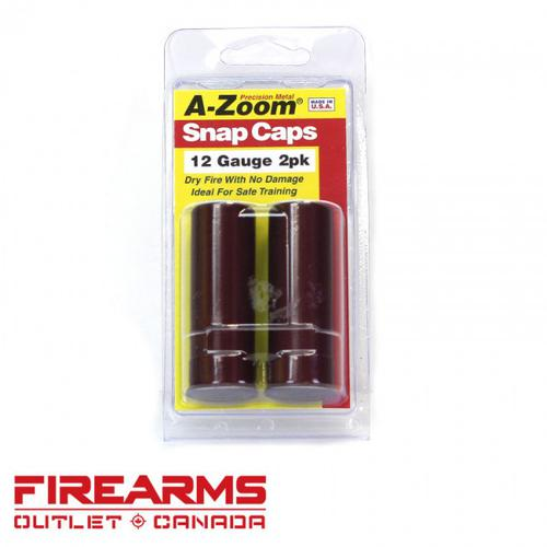 A-Zoom Snap Caps - 12GA, 2pk [12211]?>