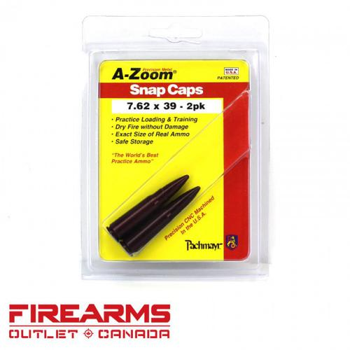 A-Zoom Snap Caps - 7.62x39, 2pk [12234]?>