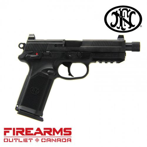 "FNH FNX-45 Tactical - .45 ACP, 5.3"", BLK [66981]?>"
