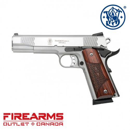 "Smith & Wesson 1911 E-Series - .45 ACP, 5""?>"