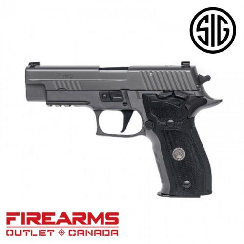 "Sig Sauer P226 Legion Series SAO - 9mm, 4.4""?>"