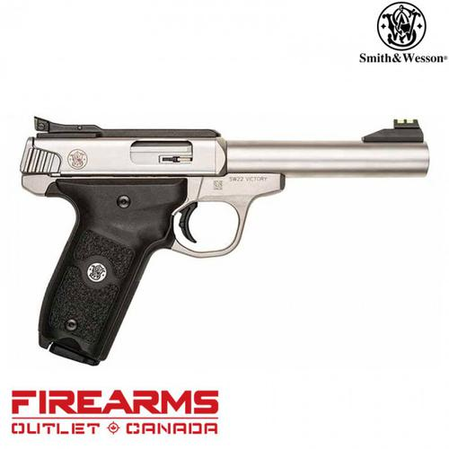 "Smith & Wesson SW22 Victory - .22LR, 5.5"" [108490]?>"