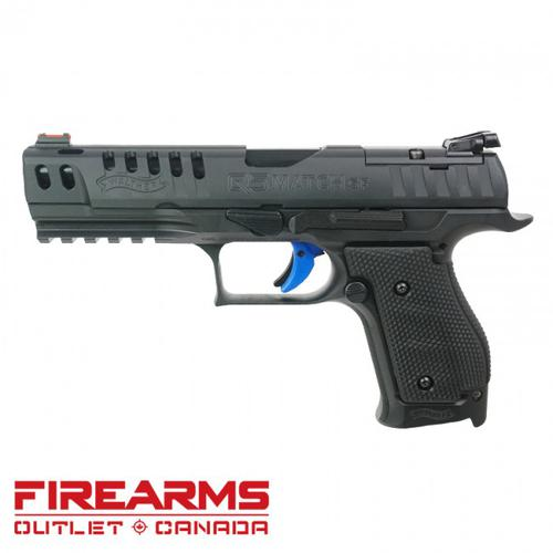"Walther PPQ Q5 Match Steel Frame - 9mm, 5"" [2836491]?>"