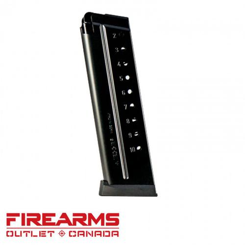 Mec-Gar 1911 Anti-Friction Magazine - 9mm, 10-Round [MGCGOV910AFC]?>