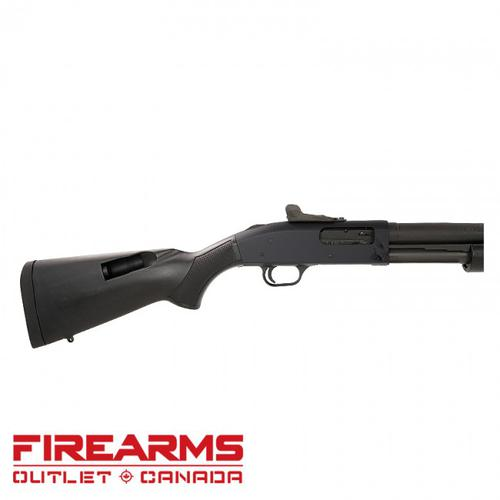 "Mossberg 590A1 Ghost Ring Sights, Speedfeed Stock - 12GA, 2-3/4"" or 3"", 20"" Barrel, 9-Shot [51668]?>"