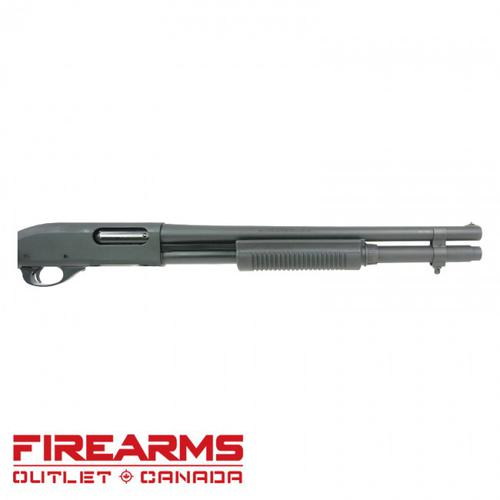 "Remington 870 Police Magnum Synthetic, Bead Sight - 12GA, 2-3/4"" or 3"", 18"" Barrel, 7-Shot [24407]?>"