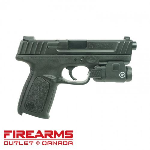 "Smith & Wesson SD9 VE w/Light - 9mm, 4.25"" [13052]?>"