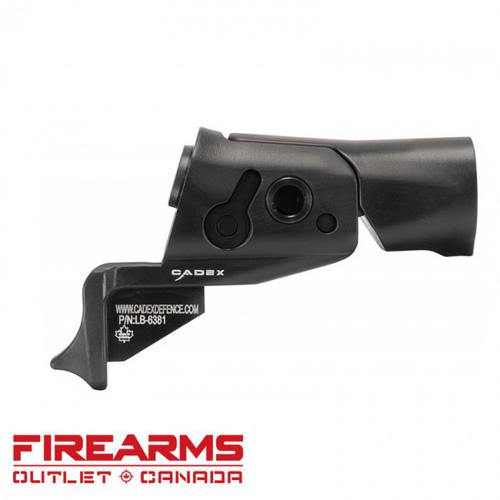 Cadex Defence Mossberg 500/590 Tactical Buttstock Adapter [LB-6381]?>
