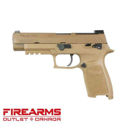 "Sig Sauer P320 M17 w/Manual Safety  - 9mm, 4.7"" [320F-9-M17-MS]?>"