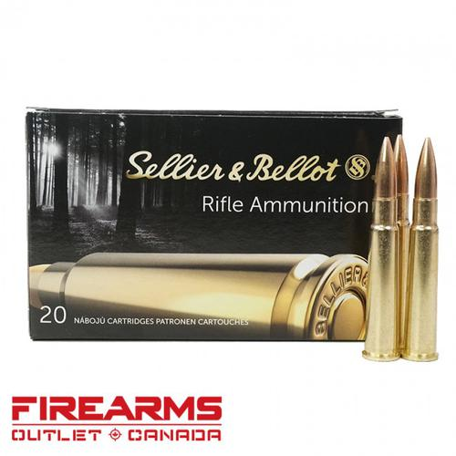 Sellier & Bellot - .303 British, 180gr, FMJ, Case of 400?>