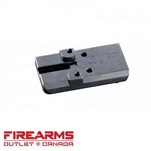 Walther Q5/Q4 Aluminum Adapter Plate - Trijicon [2828359]?>