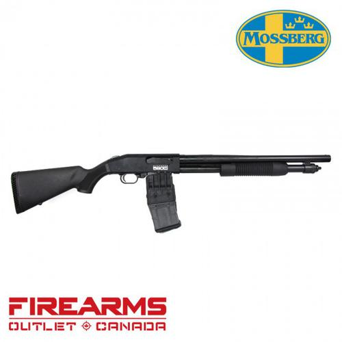 "Mossberg 590M Mag-Fed - 12GA, 2-3/4"", 18.5"" Barrel, 10-Shot [50205]?>"