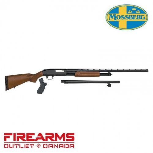 "Mossberg 500 Field/Security Combo - 12GA, 2-3/4"", 3"", 18.5""/28"" Barrel, 6 Shot [54169]?>"