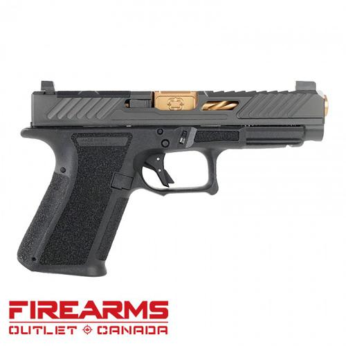 "Shadow Systems MR918L Elite - 9mm, 4.5"", Bronze, Optic Ready?>"