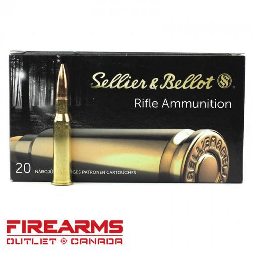 Sellier & Bellot - 7.62x54R, 180gr, FMJ, Box of 20?>