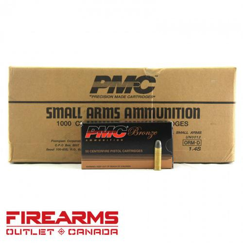 PMC Bronze - .38 Special, 132gr, FMJ, Case of 1,000?>