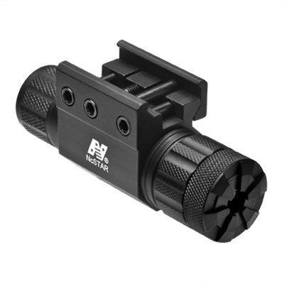 Compact Green Laser w/weaver style Mount?>