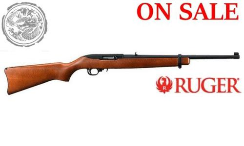 RUGER 10/22 Carbine .22LR #1103 Wood Stock?>