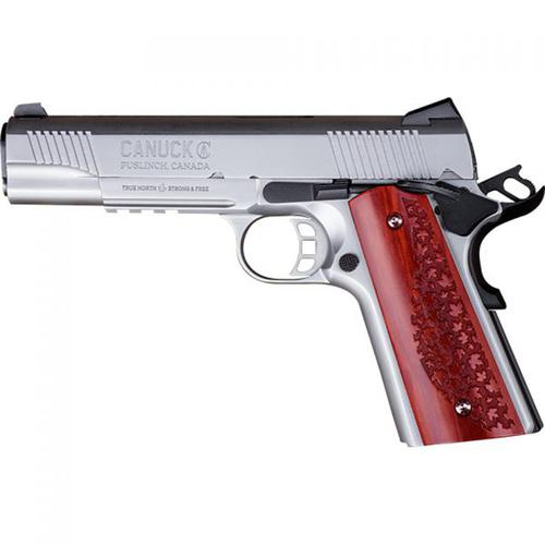 Canuck 1911 5″ Stainless 45ACP Pistol?>
