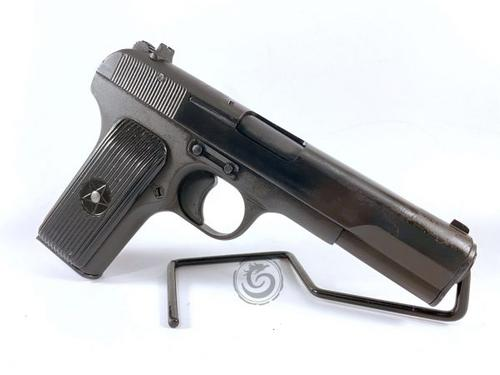 CHINESE SURPLUS TT33/TYPE 54 五四式 PISTOL 7.62*25?>