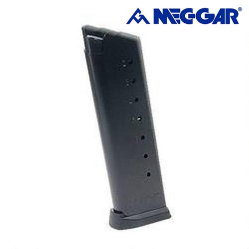 Mec-Gar 1911 with Plastic Removable Buttplate and Follower.45 ACP 8 High Cap Anti-Friction?>