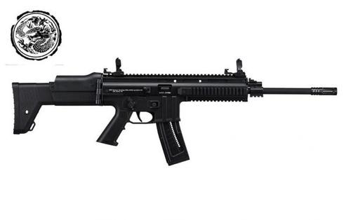 ISSC MK22 SCAR .22LR Non-Restricted Black?>