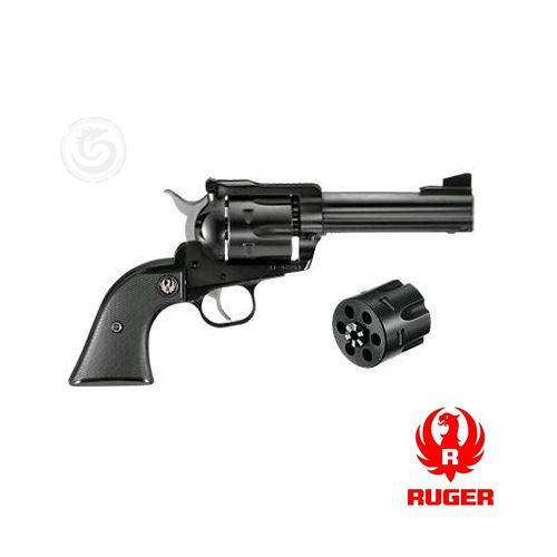 Ruger Blackhawk Convertible 357MAG/9mm 4.62″ Barrel Revolver 6 Rds?>
